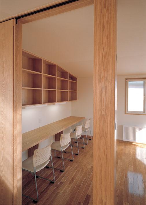 2階 スタッフルーム