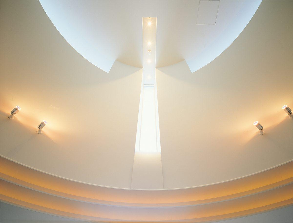 アトリウム天井