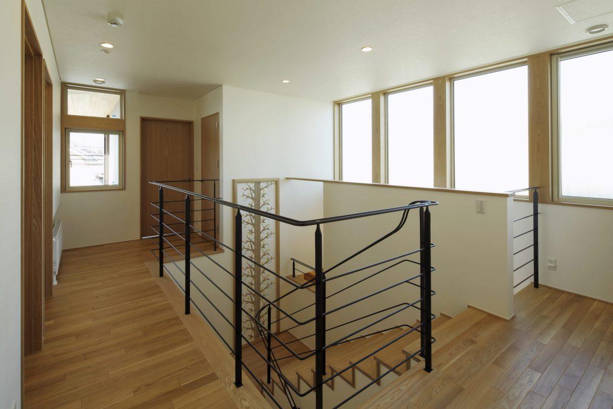 2階階段フロア